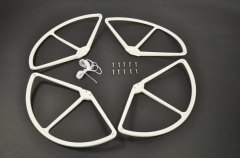 1set Of Propeller Protective Prop Guard Bumper For  DJI Phantom Version 1 2 Quadcopter Accesory Parts