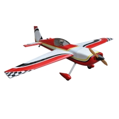 Balsa Wood Extra 260 87inch/2204mm 50CC Gasoline Airplane Radio Control ARF Aircraft