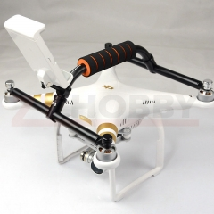 DIY modification P3 handheld gimbal Handle Stabilizer Bracket DJI Phantom 3