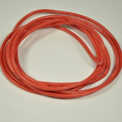 1 Meter Red Black Color 28AWG Flexible Stranded Copper Cable Silicone Wire For DIY RC Model