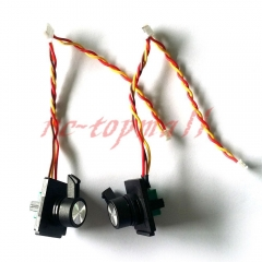 1 Pair FrSky X9E Taranis spare part TARANIS X9E Slider for RC model