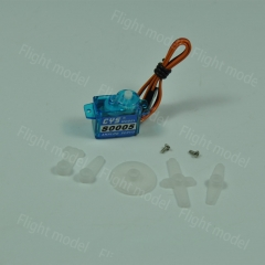 CYS-S0005 5g Gear Micro Analog Standard Servo for RC Fixed-wing Aircraft