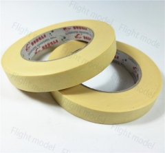 1 Roll 18mm Width White Masking Tape For RC model DIY