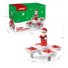 H67 RTF 2.4G 4CH Mini Drone Flying Santa Claus w/ Christmas Songs Christmas Gift