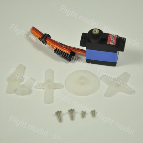 CYS-S8220 450 Helicopter Use Servo 2.8kg.cm 12g 0.07sec Aluminum Case Digital Servo
