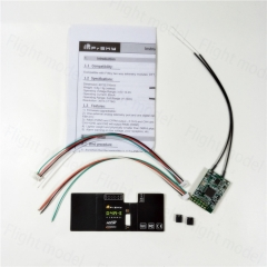 FrSky D4R-II 4 Channel 2-way Telemetry Receiver For RC Plane