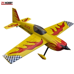 "Slick 70"" EP 3D Aerobatic RC Radio Electric Airplane ARF Oracover film RC Aircraf"