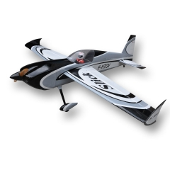 Slick 78inch 35-50cc Gasoline 7Channels ARF Balsa Wood Fixed Wing RC Airplane Red/ Gray