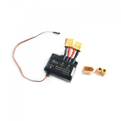 70A Electronic Switch V2 for Auto Engine Starter include XT60 Plugs