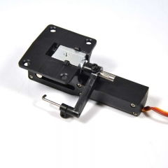 Servoless Nose Landing Gear Retract  with Φ5mm Axis for 8kg Plane  - US Stock