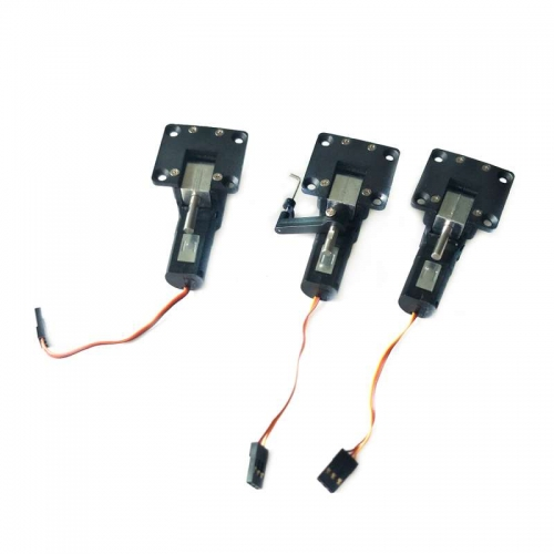 PZ-15090 3kg Middle Size E-retract Retractable Landing Gear