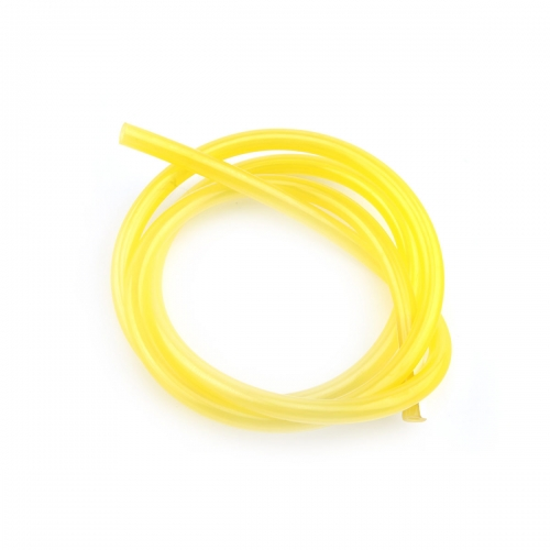 3.3 Feet (1 meter ) D7*d4mm-Yellow Color Fuel Pipe Fuel Line Hose For Gas Engine