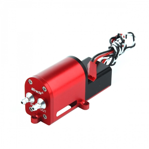 Miracle Brushless Smoke Pump CNC 70x26x35mm Fully Aluminium Case